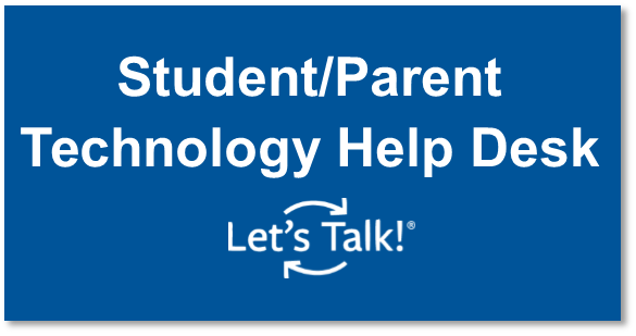 Student Parent Technology Help Desk